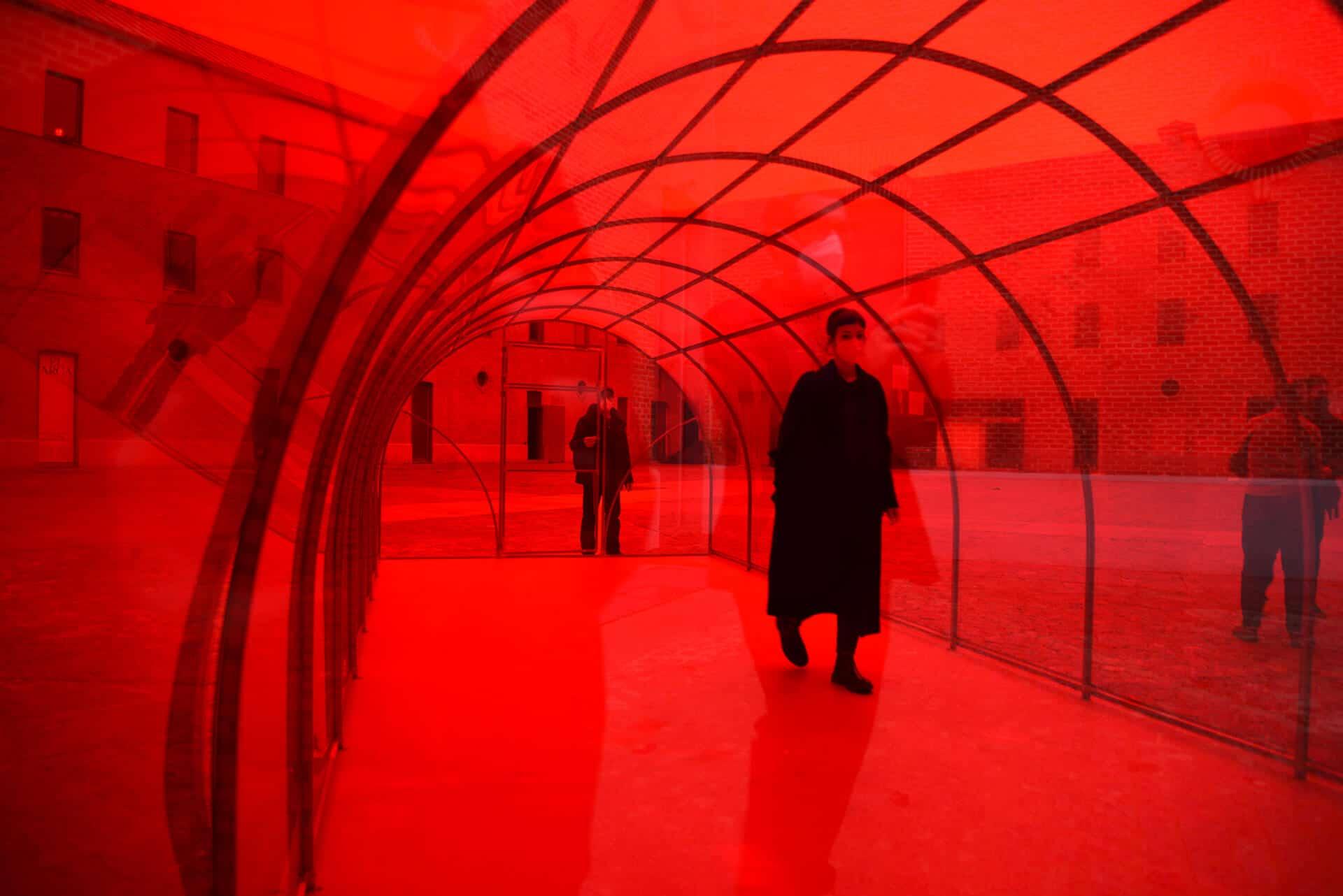 Patrick Hamilton 'El invernadero rojo'